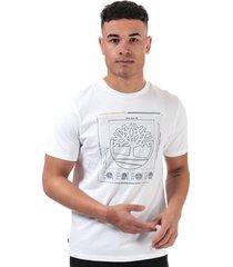 mens brand carrier t-shirt