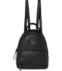 cartera negra tommy hilfiger core mini backpack