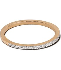 botier 18kt rose gold day diamond eternity ring - 18 ct. rose gold