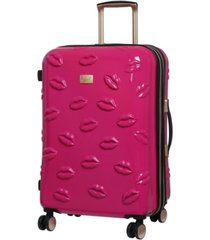 "it girl smooch 22"" hardside expandable spinner suitcase"