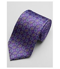 reserve collection oval medallion tie
