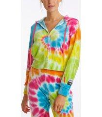 juicy couture tie dye hoodie