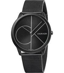 reloj calvin klein hombre k3m5t451