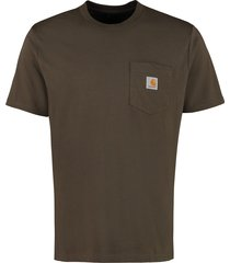 carhartt stretch cotton t-shirt