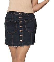 falda carry azul para mujer croydon