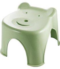 banquinho ursinho jacki design lifestyle verde