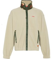 032c wwb chevignon fleece jacket - green