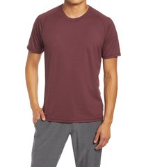 men's zella silver tech t-shirt