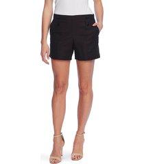 women's vince camuto doubleweave button shorts