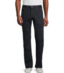 tommy bahama men's costa rica authentic-fit jeans - black - size 30 32