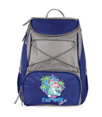 oniva by picnic time disney's lilo & stich ptx backpack cooler