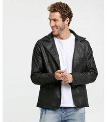 blazer masculino resinado zune jeans