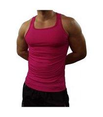 camiseta regata masculina tank01 pink