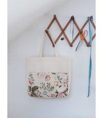torba na zakupy letni ogród