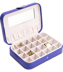 24-section jewelry case