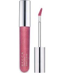 becca glow gloss lip gloss - foxglove