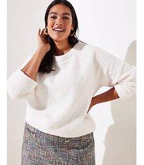 loft plus fleece sweatshirt
