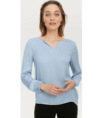 blus brianasz ls blouse