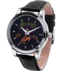 disney villains scar women's silver alloy watch 38mm
