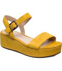 elevate plateau sandal shoes summer shoes flat sandals gul ecco