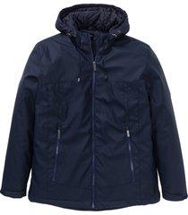 giacca outdoor cerata (blu) - bpc bonprix collection