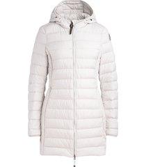 irene coat in superlight fabric