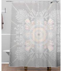 deny designs iveta abolina bermuda rose shower curtain bedding