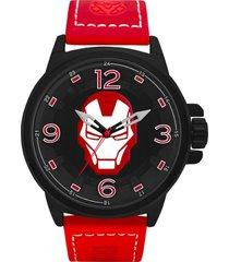 reloj iron man rojo umbro
