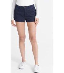 superdry women's chino hot shorts
