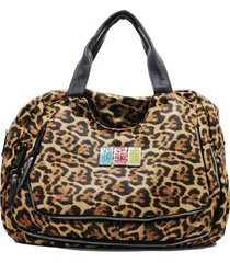 bolso animal print leblu