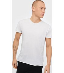 filippa k m. roll neck tee t-shirts & linnen white