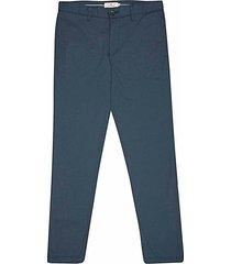pantalón casual 440 azul bota recta regular fit para hombre 92325