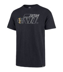 '47 brand utah jazz men's grit scrum t-shirt