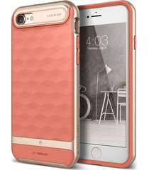 estuche protector caseology parallax iphone 7 - rosado