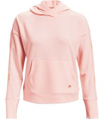 sweater under armour rival terry taped hoodie