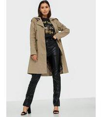 object collectors item objclara trench coat pb7 trenchcoats