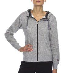 champion hooded full zip sweatshirt w * gratis verzending * * actie *