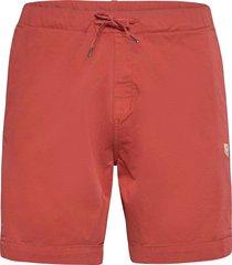 short héritage shorts casual röd armor lux