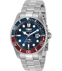 reloj invicta modelo 30951 plata hombre
