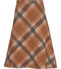 babet skirt knälång kjol brun lovechild 1979