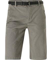 shorts aop chino shorts w. belt
