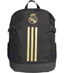 maleta real madrid adidas dy7716 - negro