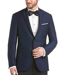 kenneth cole new york blue slim fit dinner jacket