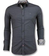 overhemd lange mouw tony backer bijzondere blouse