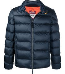 parajumpers dillon padded jacket - blue