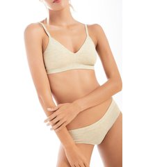 panty termosellado en alg ly rayas1267001l marfil  options intimate