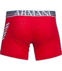 armani boxershort rood eagle logo