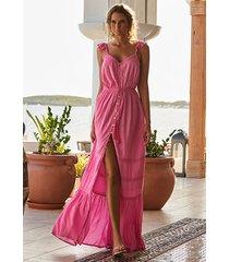 melissa odabash alanna dress rose