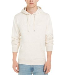 levi's men's arena embossed-logo pullover hoodie