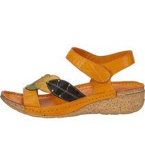 sandaletter gemini orange